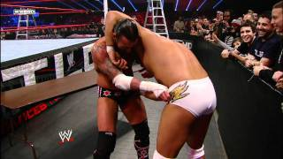 DVD Preview: TLC 2011 - CM Punk, The Miz and Alberto Del Rio