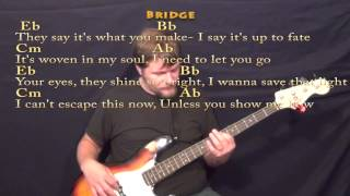 Demons (Imagine Dragons) Bass Guitar Cover Lesson with Chords/Lyrics