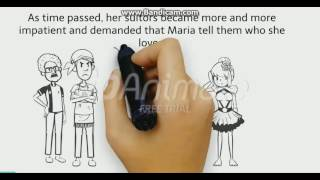 Maria Makiling Story Illustrated edited by Robin