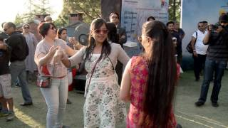 Performance   Neeraj Arya's Kabir Cafe At Kasauli Rhythm & Blues, 2017