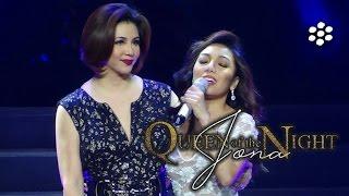 REGINE VELASQUEZ & JONA - I Believe I Can Fly (Queen of the Night Concert!) HD720p