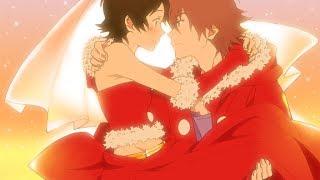 [AMV HD 1080p] Animes Epic Romantic Moments - little wonders