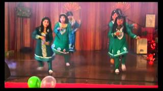 Tamil Christian Dance Lsmc