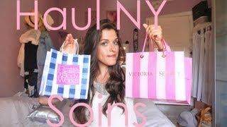 ♡ Haul New York 2 - Partie Soins (Victoria's Secret, BBW..)