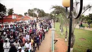 Kid MC #SOMBRA | Lançamento/ Venda em Luanda 07.09.13 [VIDEO OFICIAL]