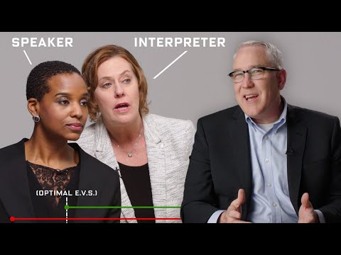 Interpreter Breaks Down How Real Time Translation Works WIRED