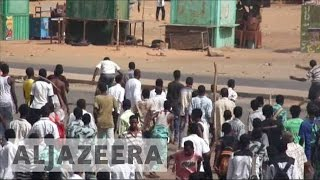Strike in Sudan in protest against rising costs