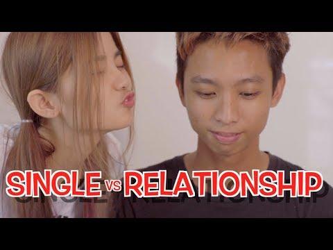 Single vs Relationship