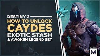 Destiny 2: Forsaken - How To Unlock Cayde