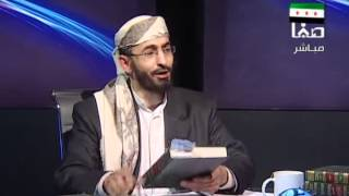الشيخ خالد الوصابي : يا حيدري إذهب وتعلم من كتبك !!