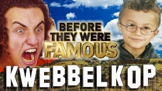 KWEBBLEKOP - Before They Were Famous - He Stole AZZYLAND From Me!