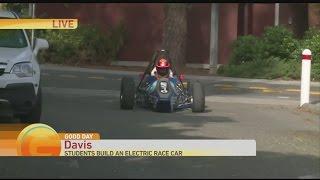 Students Build Electric Car Pt. 2