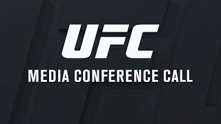 UFC 220: Miocic vs Ngannou - Media Conference Call