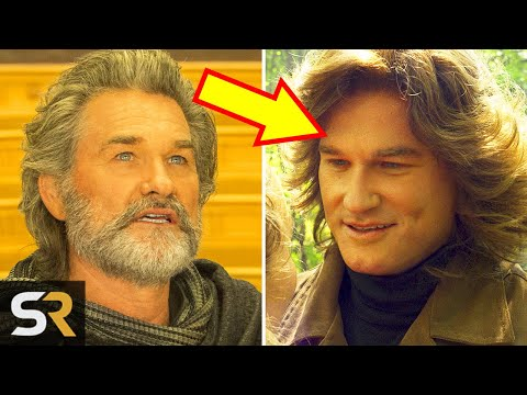How These 10 Actors Were De Aged For Their Movies
