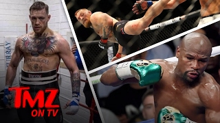 Conor McGregor Is Putting His MMA Training On Hold To Focus On Boxing | TMZ TV