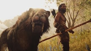 Far Cry Primal Gameplay!