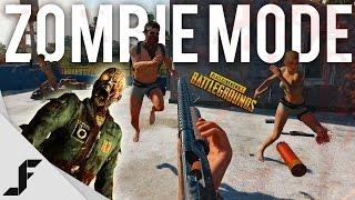 ZOMBIE MODE - Battlegrounds