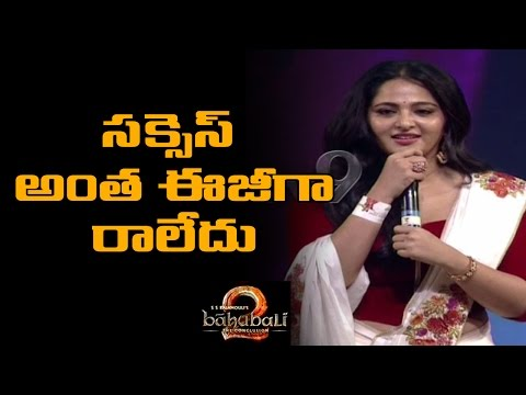 Xxx Mp4 Baahubali Success Was Hard Earned Anushka Shetty TV9 3gp Sex