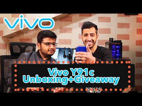 Xxx Mp4 Vivo Y91C Unboxing And Giveaway With Haseeb Khujlee Family 3gp Sex