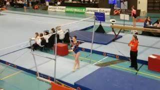Larissa - Halve finale NK 2017 - Bellingwolde