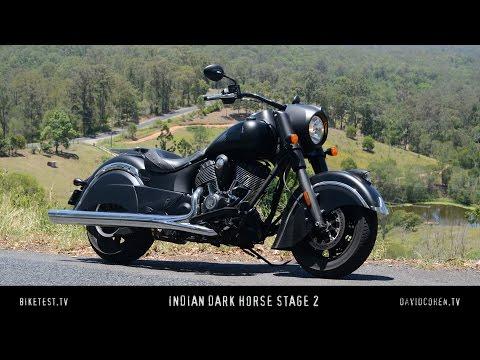 Indian Dark Horse Stg.2 Cam Upgrade