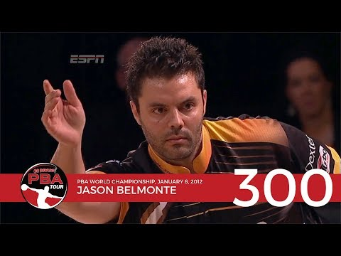 PBA Televised 300 Game 21 Jason Belmonte