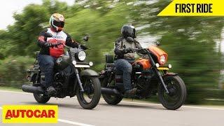 UM Renegade Commando & Sport S | First Ride | Autocar India