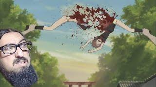 Top 10 'Anime Characters Get Eaten' Scenes REACTION