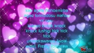 Freely Tomorrow Lyrics