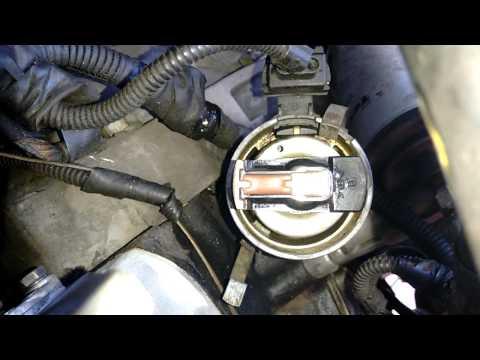 Colocar motor AP no ponto de ignição sem pistola