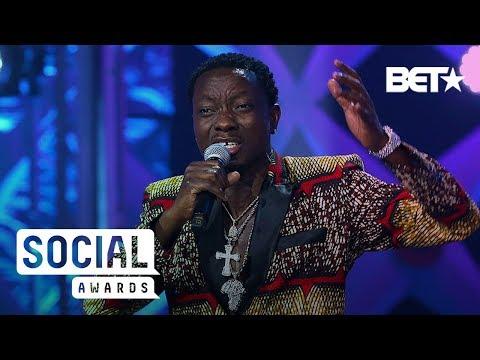 Michael Blackson Goes After Mo'Nique | BET Social Awards
