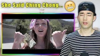 SHE SAID CHING CHONG?! - Reacting To Woahhvicky