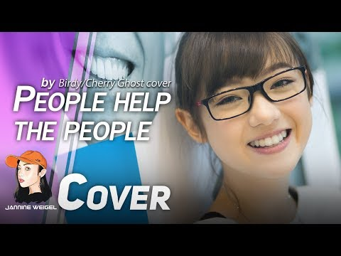Xxx Mp4 People Help The People Birdy Cherry Ghost Cover By 12 Y O Jannine Weigel พลอยชมพู 3gp Sex