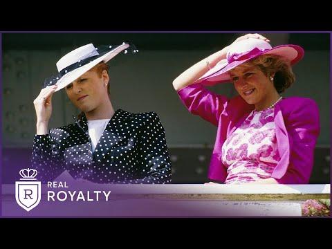 The Fall Of The Windsor Wives Princess Diana & Princess Sarah Real Royalty
