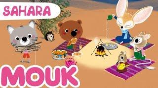 Mouk découvre le Désert du Sahara | Compilation de 30 min d'épisodes HD