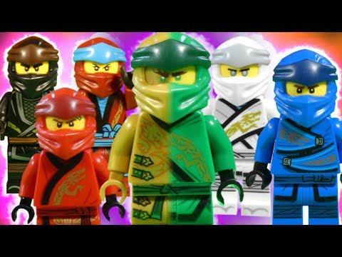 LEGO NINJAGO LEGACY 2019 COMPILATION