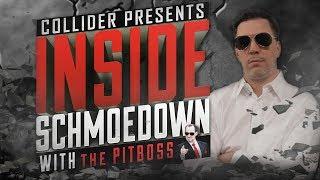 Kristian Harloff Discusses Collision Aftermath - Inside Schmoedown   Collider Video
