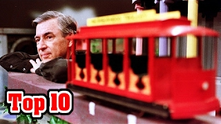 Top 10 FAMOUS TV Houses We All MISS