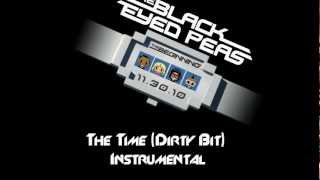 The Black Eyed Peas - The Time (Dirty Bit) [Official Instrumental] [HD]