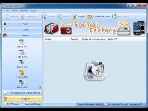 Xxx Mp4 FORMATFACTORY 3 0 1 COMO CONVERTIR CUALQUIER VIDEO A FORMATO VOB PARA CD 3gp Sex