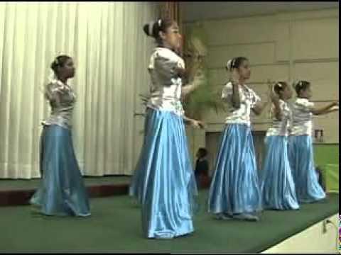 Ministerio de Danza Iglesia Manmin Perú El Maestro de Galilea.flv