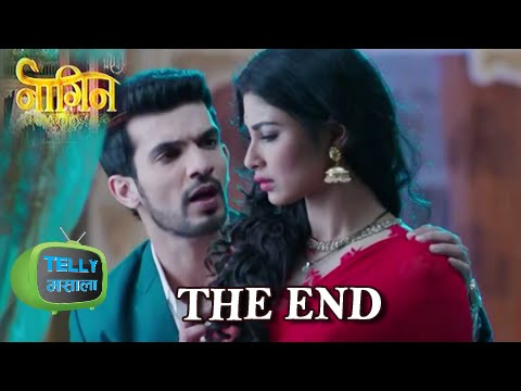 Ritik & Shivanya's Love Saga, Naagin Comes To An End | Colors