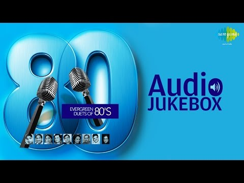 Evergreen Duets of 80's | Classic Old Hindi Songs | Audio Jukebox
