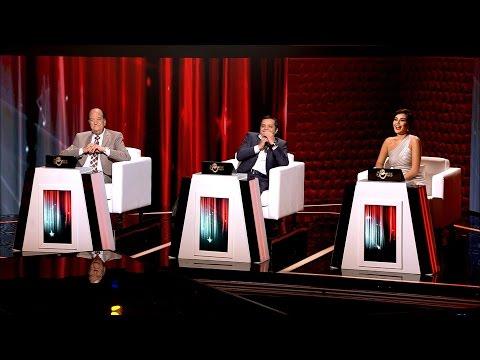 Xxx Mp4 The Comedy اولى حلقات برنامج نجم الكوميديا مع هنيدى وسيرين وحسن حسنى مين ضحككم اكتر ؟ 3gp Sex