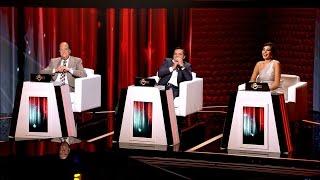 The Comedy -  اولى حلقات برنامج نجم الكوميديا مع هنيدى وسيرين وحسن حسنى ... مين ضحككم اكتر ؟