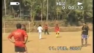 Cherumuttam Pravasi Football Match   11th Feb, 2007