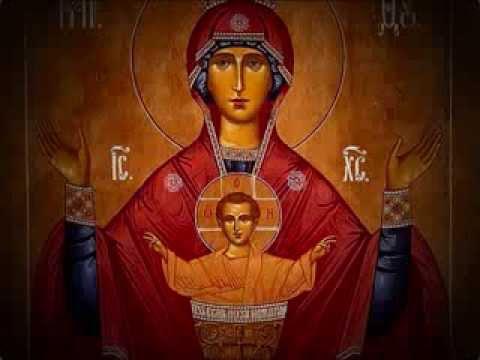 O Virgin Pure- Agni Parthene- عذراء يا أم الإله - Arabic-by St. Nectarios-Bekhit Fahim
