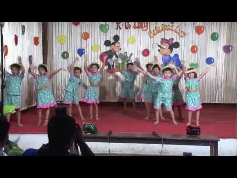 KG Kids Dance Performance..