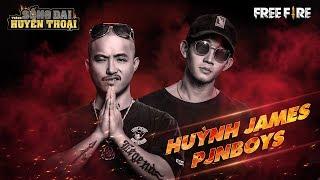 SỐNG NHÂY - Huỳnh James x Pjnboys (Official MV)