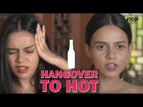 Xxx Mp4 How To Hide A Hangover Ft Komal Pandey Quick Makeup Tutorial Nykaa 3gp Sex